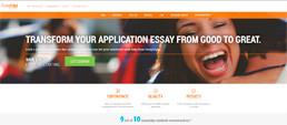 EssayEdge website preview