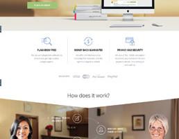 Studybay.com website preview